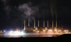 Hazelwood power station in Victoria's Latrobe Valley is one of the dirtiest power generators in Australia. A majority of Victorians would now like to see a shift away from coal power towards solar, wind and other renewables. Photograph: David Crosling/AAP